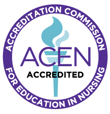 ACEN Accreditation Seal