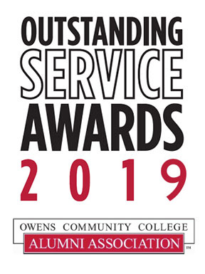 2019 Outstanding Service Awards
