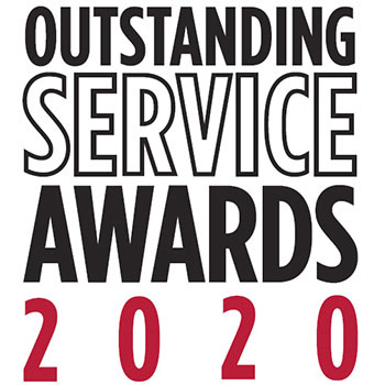 Outstanding Service Awards