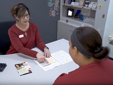 Watch video to learn about Career Services