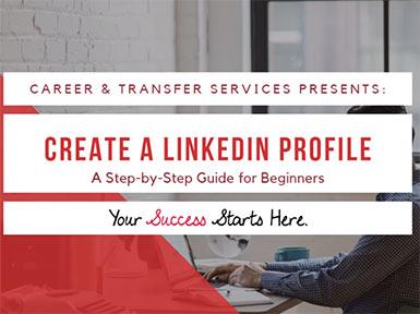 Create a LinkedIn Profile
