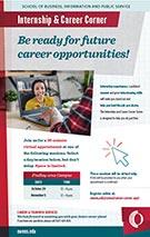 Internship and Career Corner, Findlay, Fall 2020