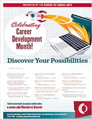 Career Development Month