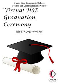 Virtual HSE Graduation Ceremony Keepsake Program
