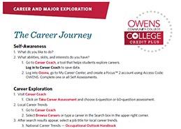 Career and Major Exploration