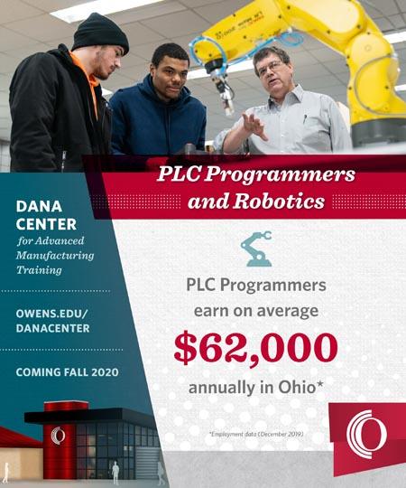 PLC and Robotics