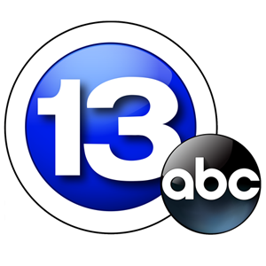 WTVG 13 ABC logo