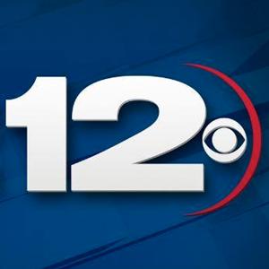 KWCH CBS 12 logo