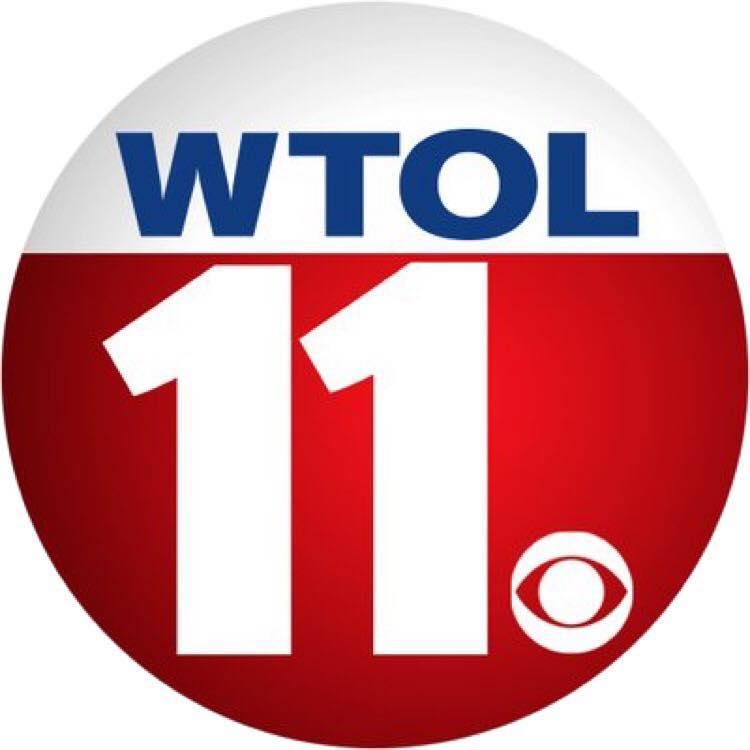 WTOL CBS 11 logo