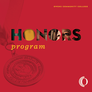 click for the Honors Program Brochure