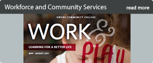 click to visit Workforce and Community Services