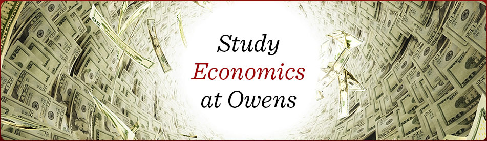 Study Economics at Owens