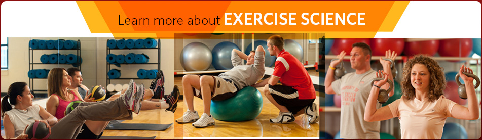 Learn more about Exercise Science