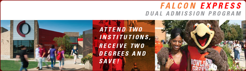 Falcon Express Dual Admission Program