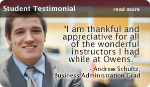 Read our Student Testimonial