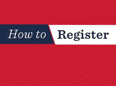 Video of How to Register for Classes