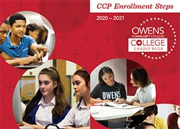Enrollment Steps Brochure