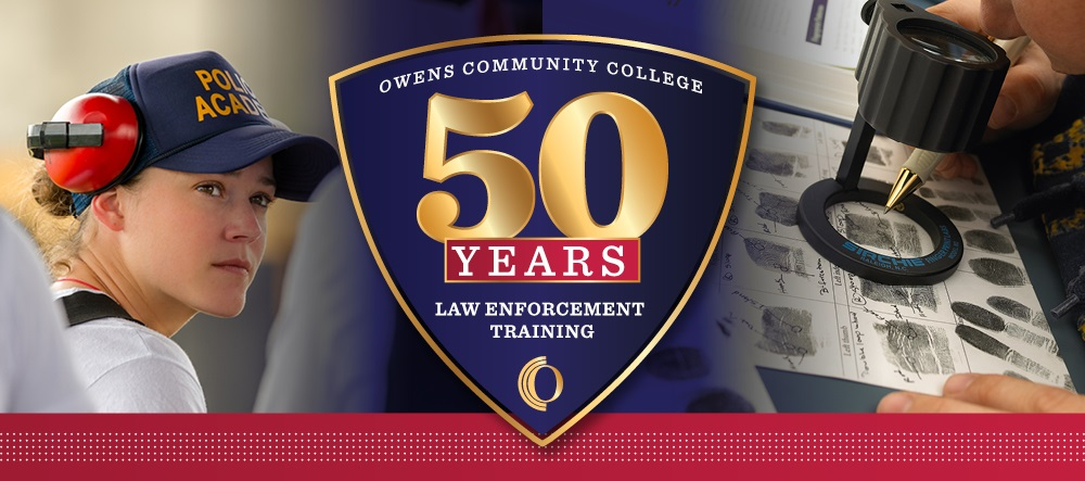 Providing Law Enforcement Training to our community for 50 years