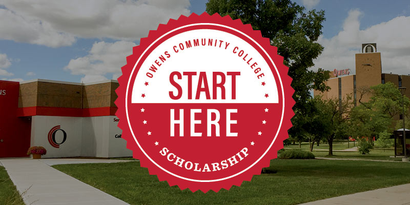 New Start Here Scholarship