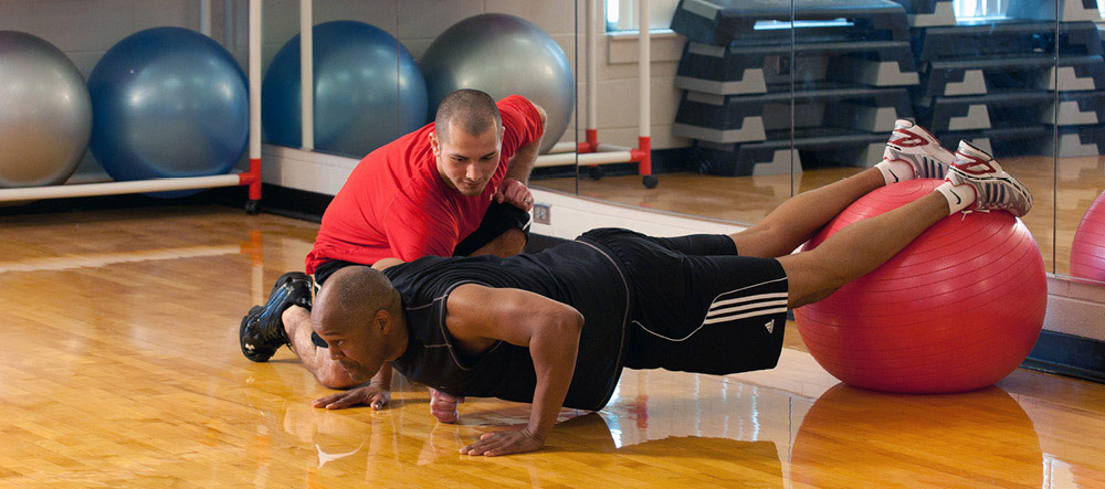 Personal Trainer – Study for a career helping others achieve their health and fitness goals