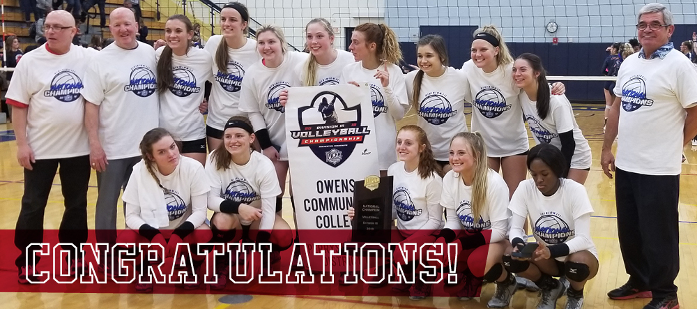 Congratulations, Express Volleyball!