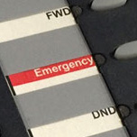 Emergency Button example