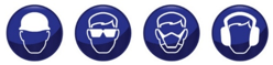 Protective Equipment Icons