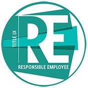 TITLE IX Responsible Employee Logo