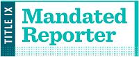 Mandated Reporter logo