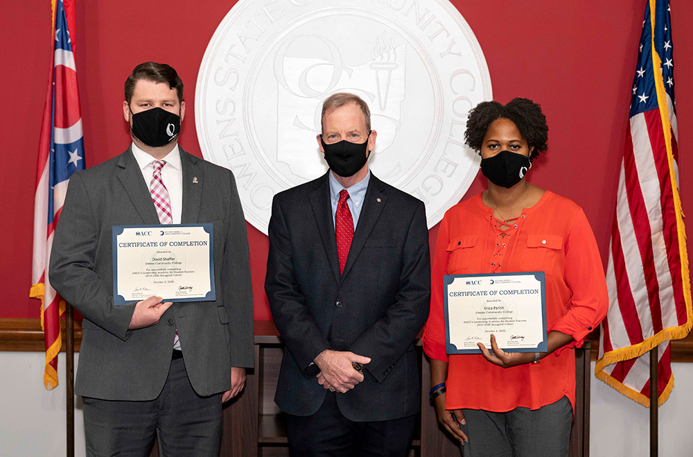 OACC Recognition Photo