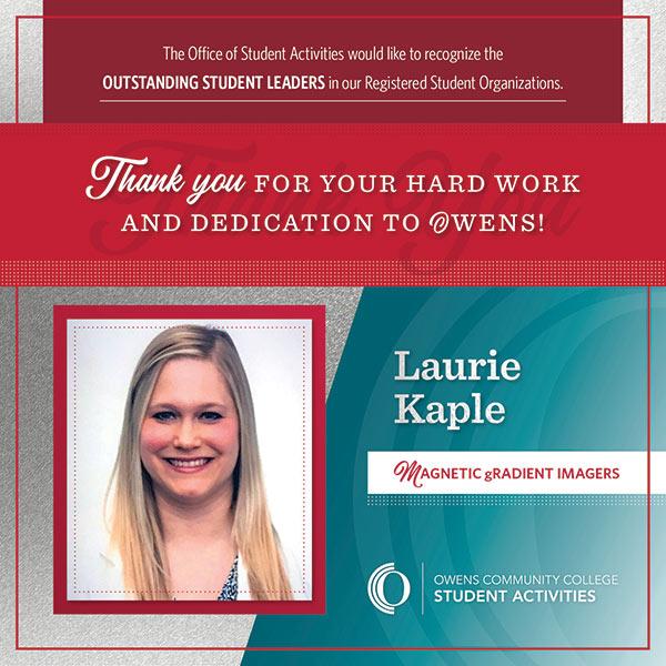 Laurie Kaple