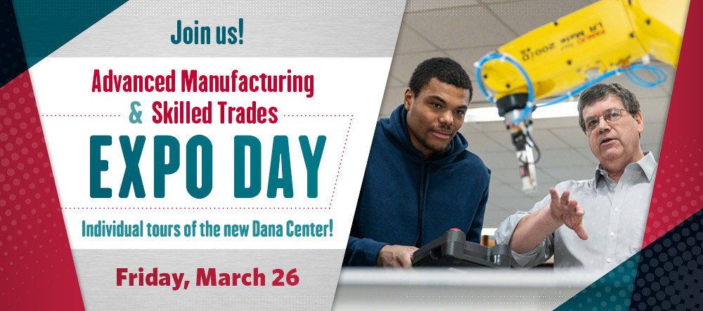 Advanced Manufacturing and Skilled Trades Expo Day