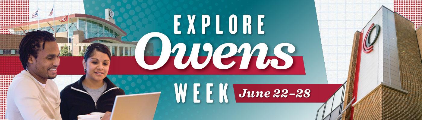 Explore Owens Week